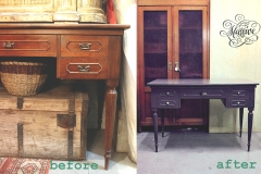 scrivania sherlock style