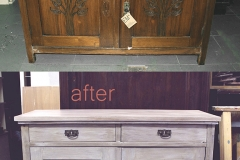 credenza liberty country french