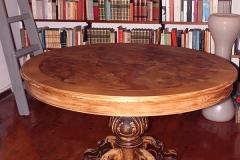 tavolo inglese naked