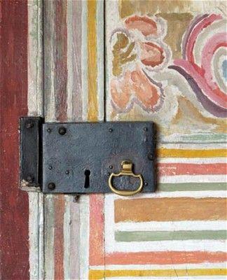 La decorazione d'interni nel Bloomsbury Group