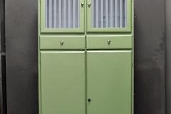 credenza-green