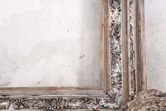 cornice specchio shabby