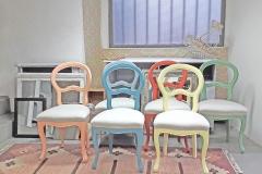 sedie barocche