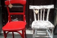 sedie colore e chippy