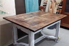 tavolo fascista