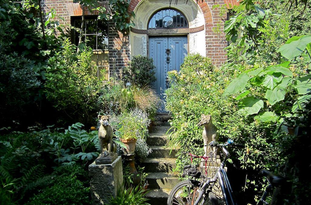Malplaquet House, una casa gotica a Mile End